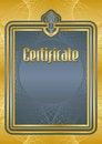 Free Certificate / Diploma Stock Photo - 23545950