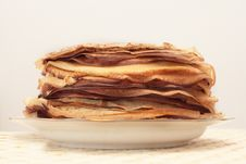 Free Russian Pancakes Stock Photography - 23540832