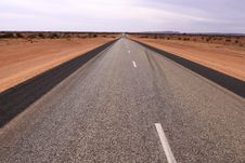 Free Australian Road Royalty Free Stock Images - 23540959