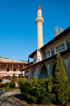The Ancient Mosque Royalty Free Stock Photography