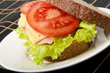 Free Sandwich Stock Images - 23545104