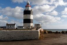 Free Hook Lighthouse Stock Photo - 23545550