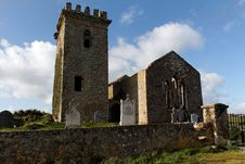 Free Templetown Church Royalty Free Stock Photography - 23545627