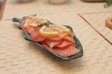 Free Salmon Fish Royalty Free Stock Images - 23547659