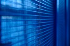 Free Blue Fence Background Stock Photos - 23547933