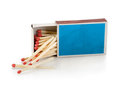 Free Blue Matchbox Stock Photo - 23558750