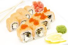 Free Sushi Stock Photography - 23552482