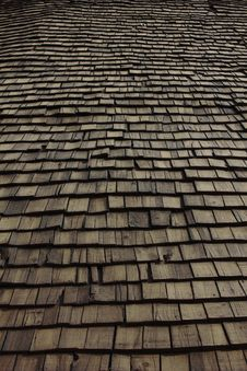 Free Wooden House Roof Stock Images - 23554714
