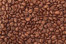 Free Roast Beans Of Coffee Royalty Free Stock Photography - 23558407