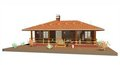 Free Far West Old House Farm Royalty Free Stock Image - 23568076