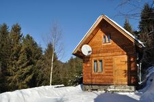 Free Wooden House Hotel Stock Photos - 23562863