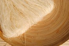 Free Raw Rice Noodles Royalty Free Stock Image - 23563116