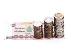 Free The Money Of Thailand Stock Photos - 23565873