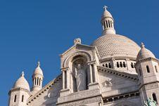 Free Basilica Of Sacre Coeur, Paris Stock Images - 23568594