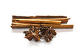 Free Cinnamon  And Anise Stock Photo - 23570350