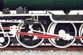 Free Steam Locomotive Wheel Royalty Free Stock Photos - 23570928