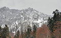 Free Caraiman Top Snow Stock Photo - 23579210