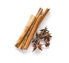 Free Cinnamon  And Anise Stock Photo - 23570330