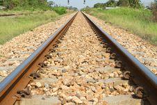 Free Old Railway Stock Photo - 23570710