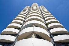 Free Modern Urban Apartment Block Stock Photos - 23576953