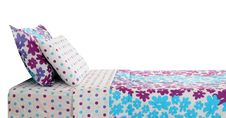 Free Bedding. Royalty Free Stock Photo - 23578285