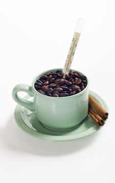 Free A Cup Of Coffee Royalty Free Stock Image - 23578386