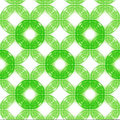 Free Green Circles Seamless Background Royalty Free Stock Photos - 23580548