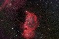 Free Emperor Nebula Ic1848 Royalty Free Stock Images - 23583989