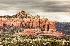 Free Scenic HDR Sedona, Arizona Stock Image - 23586691