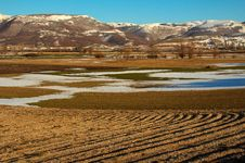 Free Winter Landscape Royalty Free Stock Images - 23588109