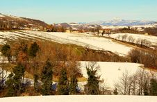 Free Sibillini Park - Marche Royalty Free Stock Photography - 23588527