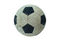 Free Old Soccer Ball Stock Image - 23595231