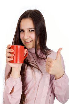 Free Delicious Coffee Royalty Free Stock Photos - 23591218