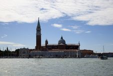 Free Venice,Overlooking St. Mark S Church Royalty Free Stock Images - 23593759