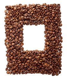 Free Coffee Frame Stock Image - 23596821