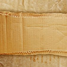 Free Riped Grunge Cardboard Background Royalty Free Stock Photography - 23596867