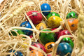 Free Easter Eggs In Nest Royalty Free Stock Photos - 2361048
