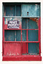 Free No Trespassing Royalty Free Stock Images - 2369149