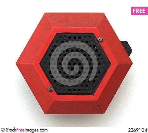 Free Red Radio Stock Images - 2369104