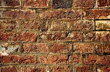 Free Old Brick Wall Stock Image - 2360201