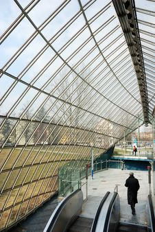 Free Inside Subway Station Stock Images - 2360704