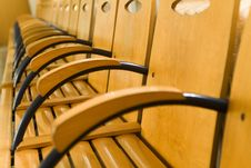 Free A Lot Of Chairs Royalty Free Stock Images - 2360919