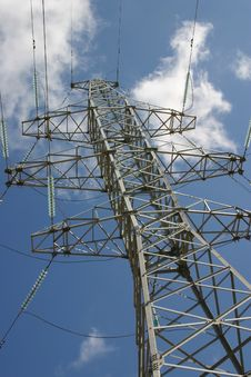 Free High-voltage Mast Stock Images - 2360964