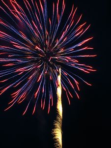 Free Fireworks 2 Stock Images - 2362124