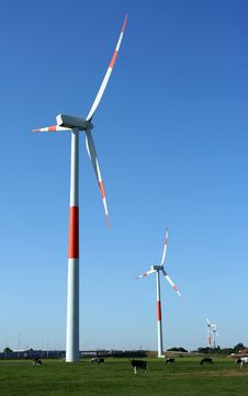 Free Windfarm Stock Images - 2362594