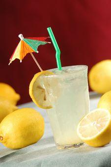 Free Lemon Cocktail Stock Photos - 2363063