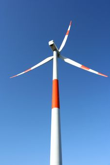 Free Windfarm Royalty Free Stock Image - 2363116