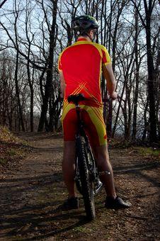 Free Biking Royalty Free Stock Image - 2363246
