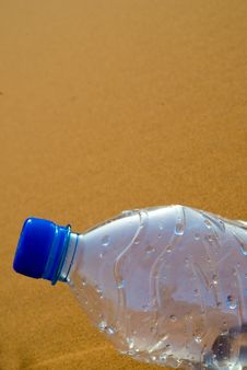 Water In The Desert Royalty Free Stock Photography
