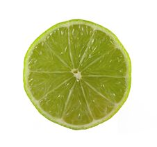 Free Sliced Lime Stock Photography - 2363712